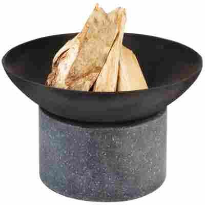 Feuerschale 'Granito' rund, Ø 59 x 23 cm