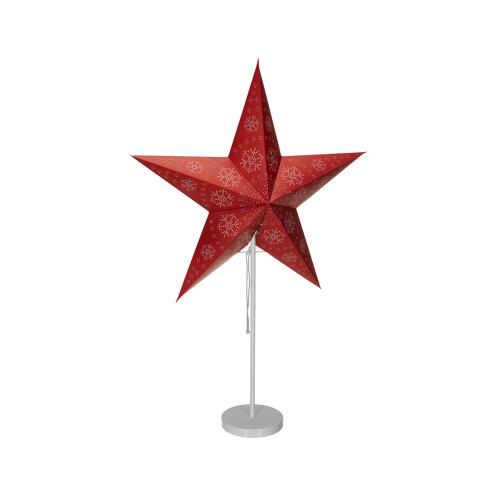 Konstsmide Weihnachtsbeleuchtung.Konstsmide Weihnachtsbeleuchtung Papierstern Rot ǀ Toom Baumarkt