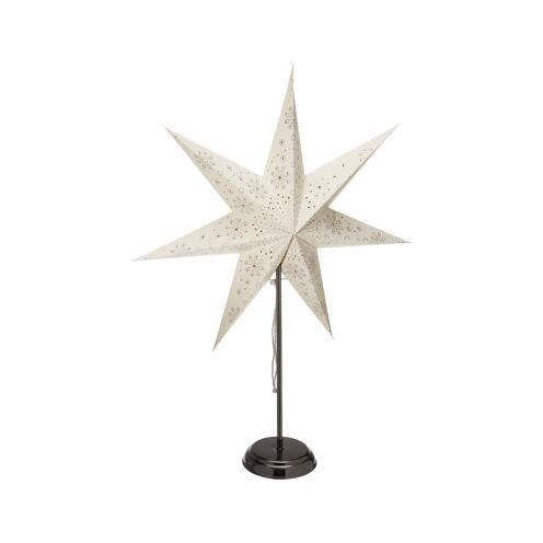 Konstsmide Weihnachtsbeleuchtung.Konstsmide Weihnachtsbeleuchtung Papierstern Mit Lochmuster ǀ Toom