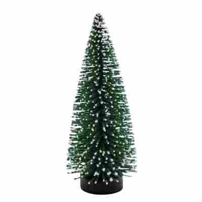 Deko-Tannenbaum mit Schnee 90 mm