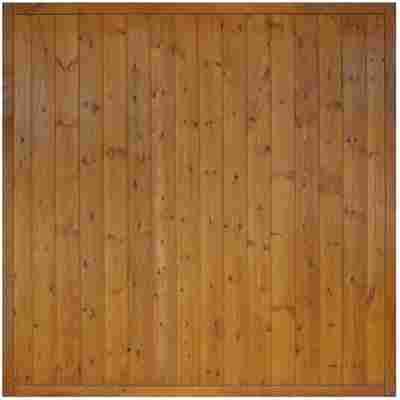 Zaunelement 'Oxford' pinie 180 x 180 cm