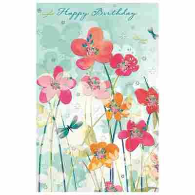 Grußkarte Geburtstag 'Sommertraum'