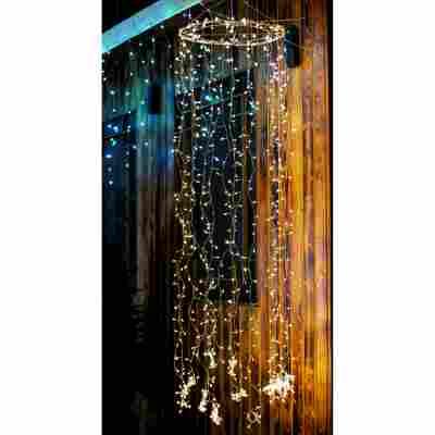 LED-Leuchtkranz, 240 LEDs, Ø 30 cm, 1 m