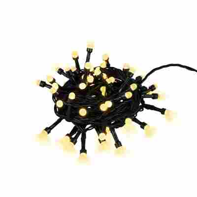 LED-Lichterkette 160 LEDs warmweiß 1590 cm