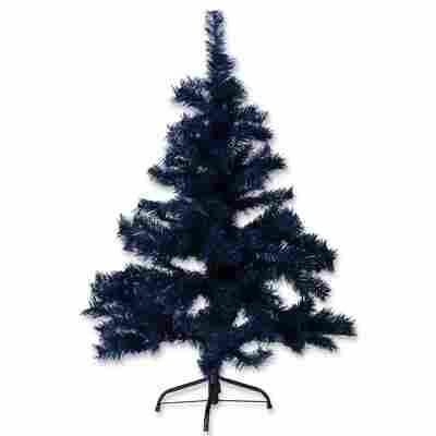 Künstlicher Weihnachtsbaum blau 90 cm
