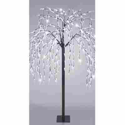 LED-Weidenbaum weiß 810 LEDs 210 cm