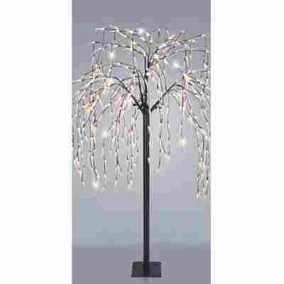 LED-Weidenbaum warmweiß 810 LEDs 210 cm