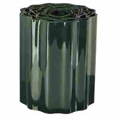 Rasenkante PET grün 900 x 15 cm