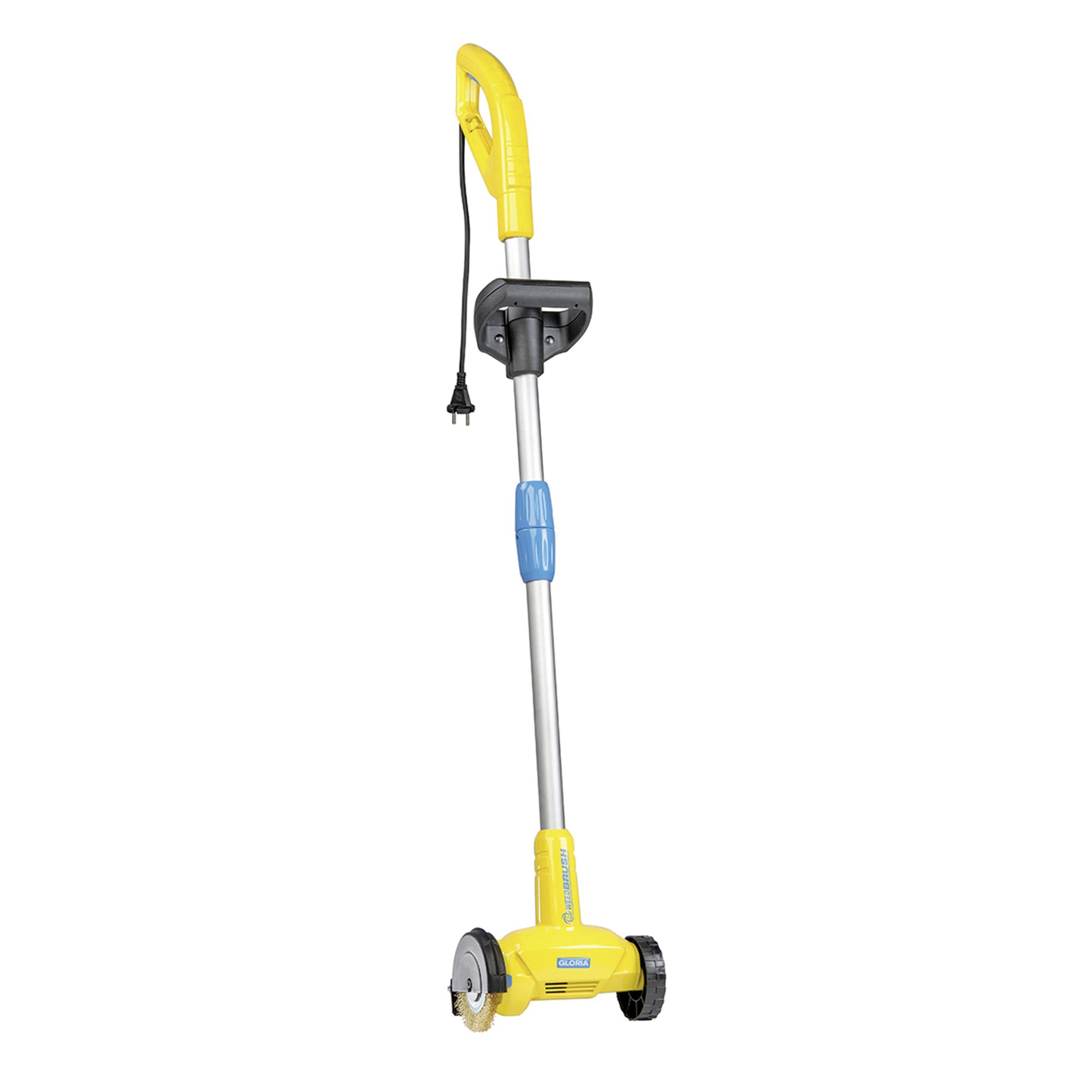 gloria elektrische fugenbürste weedbrush ǀ toom baumarkt