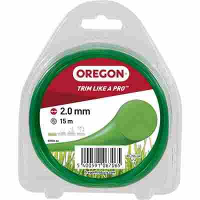 Trimmerfaden 2 mm grün