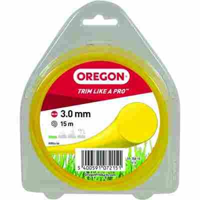 Trimmerfaden 'Multicolor' Ø 3 mm x 15 m gelb