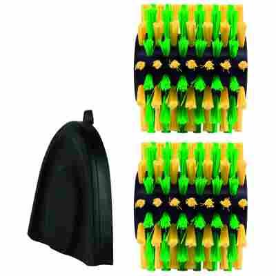Bürste Soft (Holz, Kunstrasen) für Akku-Oberflächenbürste 'Picobella'