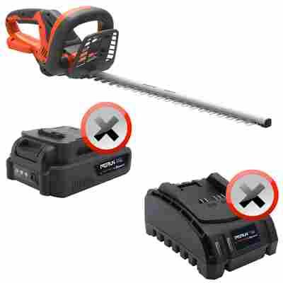 Akku-Heckenschere 'LH C45W' orange/schwarz 20 V, ohne Akku und Ladegerät