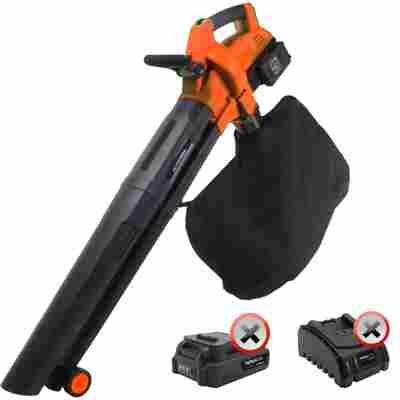 Akku-Laubbläser 'LB C20AW' orange/schwarz 20 V, ohne Akku und Ladegerät