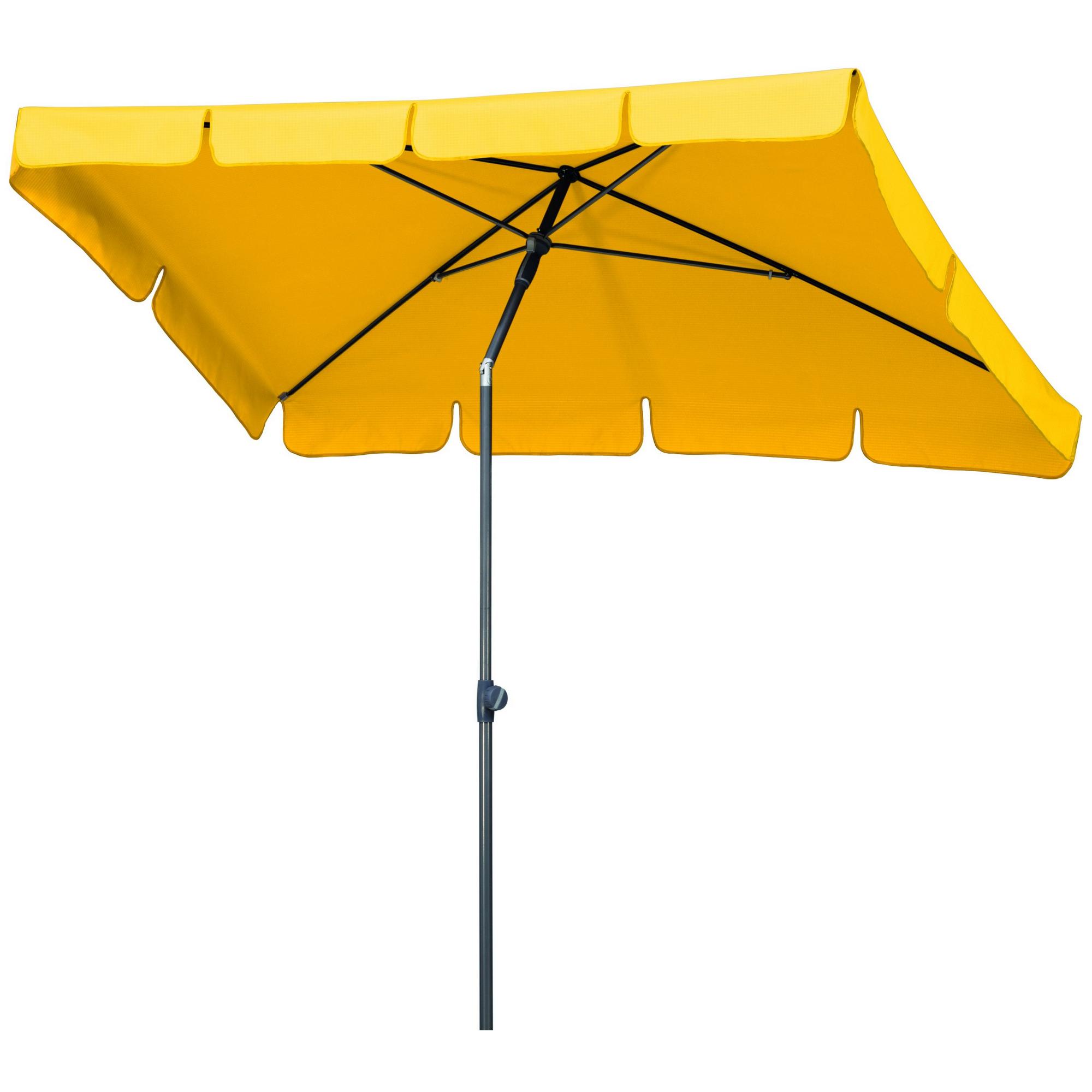 Schneider Schirme Sonnenschirm AQUILA, 225x120 cm, natur