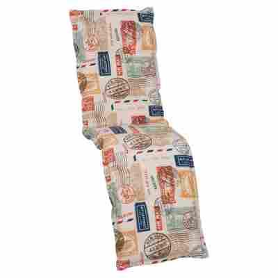 """Saumauflage """"Nizza"""" Briefmarken 174 x 52 cm"""