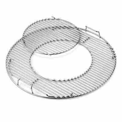 Grillrost-Einsatz 'Gourmet BBQ-System' für Holzkohlegrills Ø 57 cm