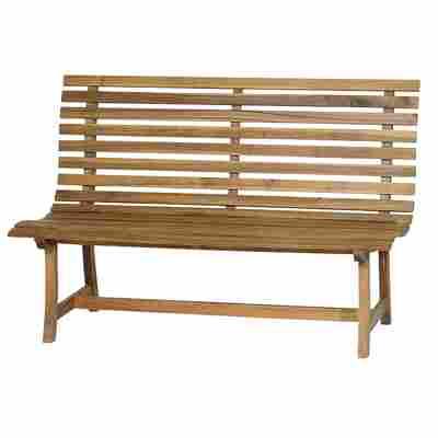 Gartenbank 'Santana' naturfarben, 2-Sitzer