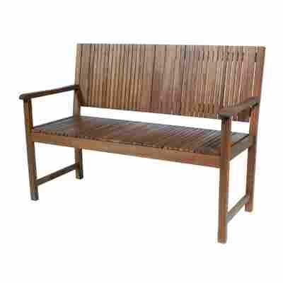 Gartenbank 'Falun' naturfarben, 2-Sitzer