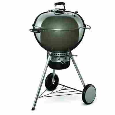 Kugelgrill 'Master-Touch® GBS' smoke grey Ø 57 cm