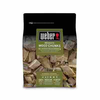 Wood Chunks Holzstücke Mesquite 1,5 kg