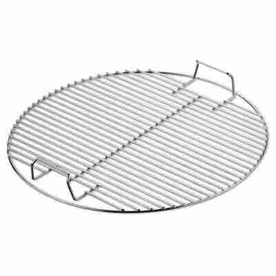 Grillrost für Holzkohlegrills Ø 47 cm beschichteter Stahl