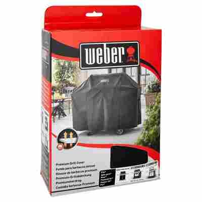 Premium Abdeckhaube 'Genesis 300' schwarz 147,32 x 63,5 x 113,03 cm