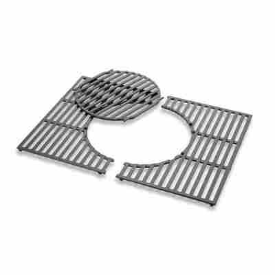 Grillrost-Einsatz 'Gourmet BBQ-System' Gusseisen 44,45 x 60,71 cm
