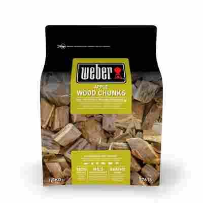 Wood Chunks Holzstücke Apfelholz 1,5 kg