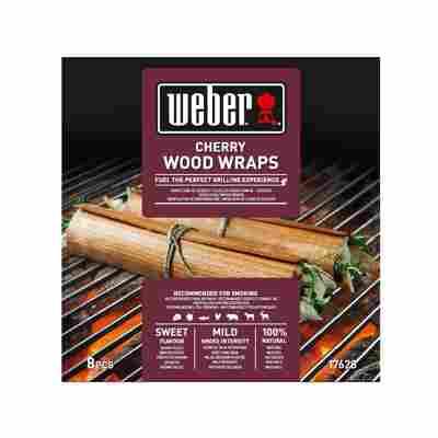 Wood Wraps Kirsche 8 Stück