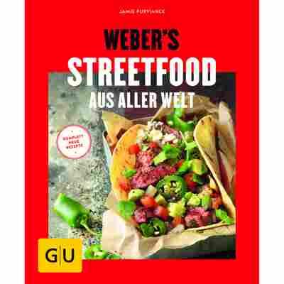 Grillbuch Jamie Purviance 'Weber's Streetfood aus aller Welt '
