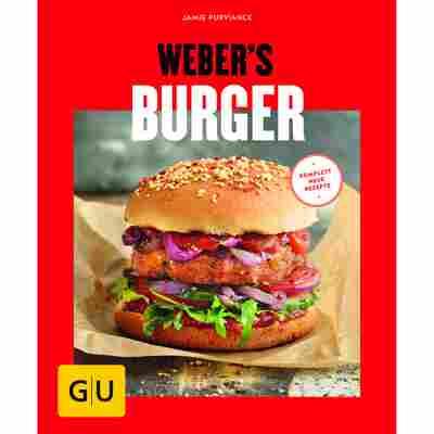 Grillbuch Jamie Purviance 'Weber's Burger: Komplett neue Rezepte'