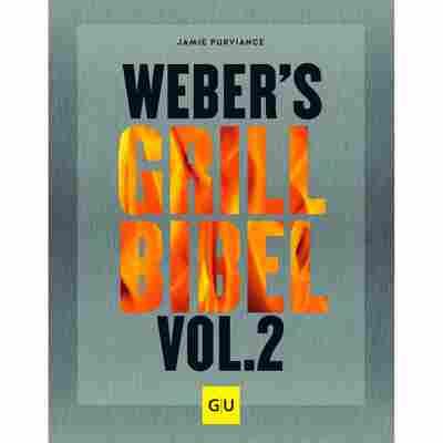 Grillbuch Jamie Purviance 'Weber's Grillbibel Vol. 2'