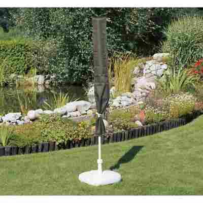 Schutzhülle für Sonnenschirme bis Ø 400cm, anthrazitfarben