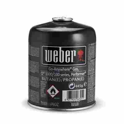 Gaskartusche für Weber Gasgrills 445 g