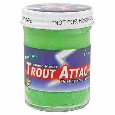 """Forellenteig """"Trout Attac"""" grün 50 g Grün"""