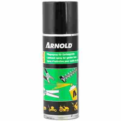 Pflege-Spray für Gartengeräte
