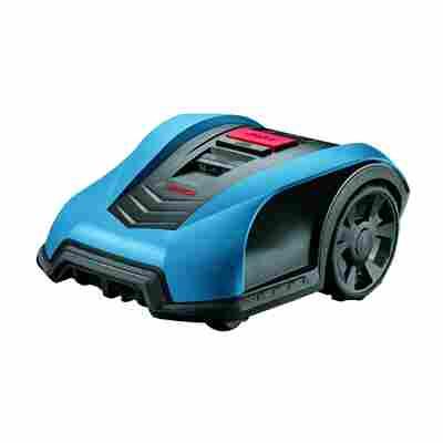 Abdeckung für Mähroboter 'Indego 350/400' blau