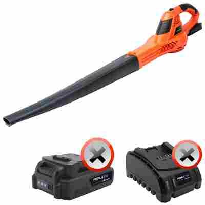 Akku-Laubsauger 'LB C20W' orange/schwarz 20 V, ohne Akku und Ladegerät