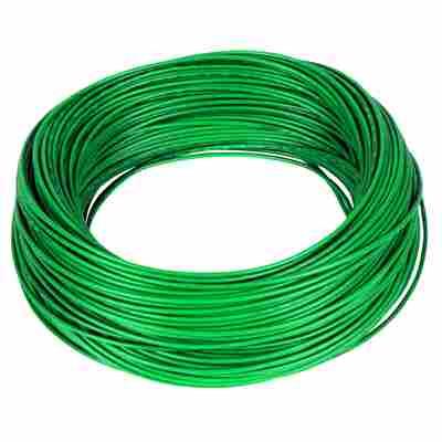 Begrenzungsdraht für Mähroboter grün 50 m