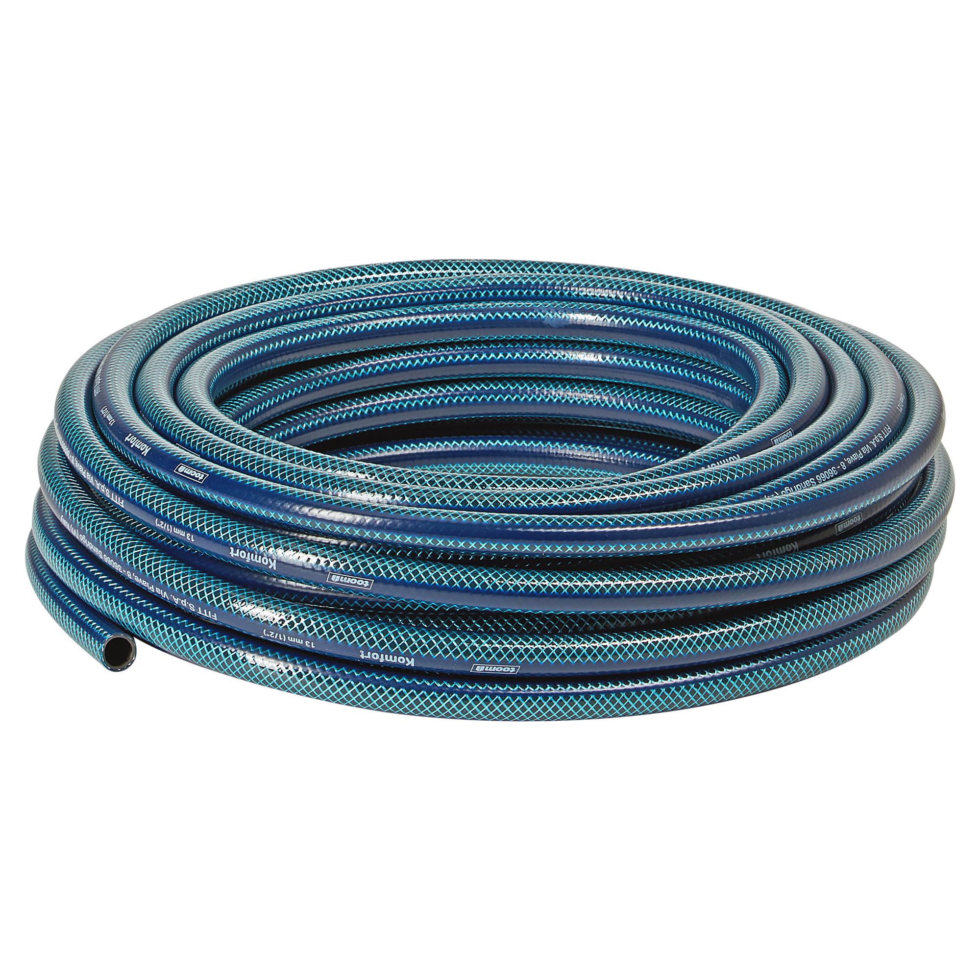 0,8€//m Gartenschlauch flexibel Wasserschlauch 1//2 Zoll Anschlussgarnitur 20m//30m