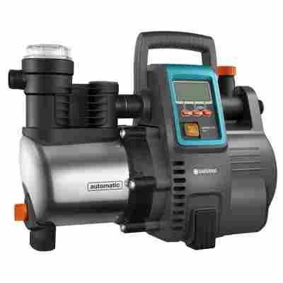 Hauswasserautomat '6000/6E' LCD Inox