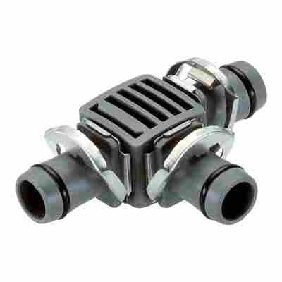 """T-Stücke Micro-Drip-System 13 mm (1/2"""") 2 Stück"""