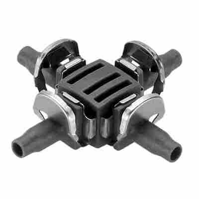 """Kreuzstück 'Micro-Drip-System' Ø 4,6 mm (3/16""""), 10 Stück"""
