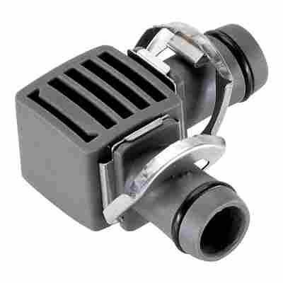 """L-Stücke Micro-Drip-System Ø 13 mm (1/2"""") 2 Stück"""