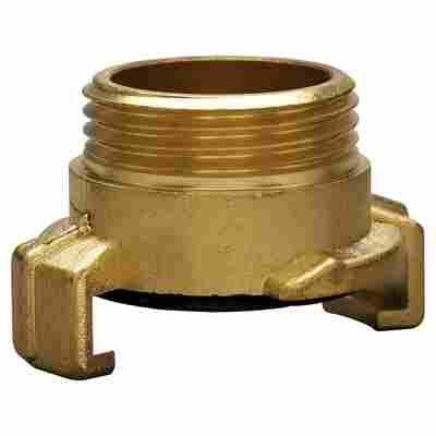 """Schnellkupplung mit Gewindestück 25,4 mm (1"""") AG"""