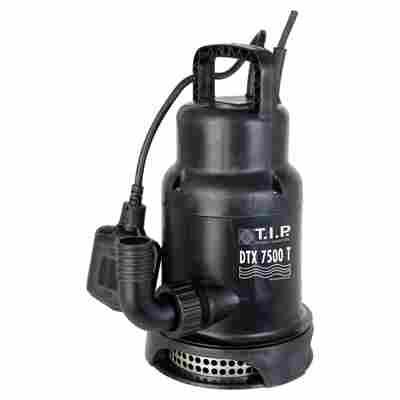 Schmutzwassertauchpumpe DTX 7500 T