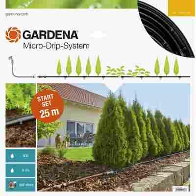 Bewässerungs-Start-Set M 'Micro-Drip-System' für Pflanzreihe, 25 m