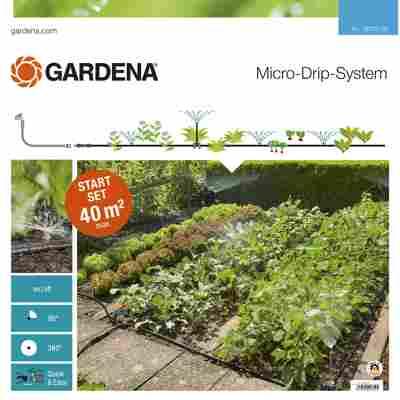 Bewässerungs-Start-Set 'Micro-Drip-System' für Pflanzflächen