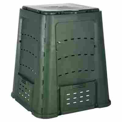 Kunststoff-Thermokomposter 84 x 84 x 105 cm, 600 L